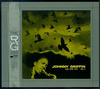Art for Smoke Stack by Johnny Griffin