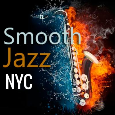 Smooth Jazz NYC logo