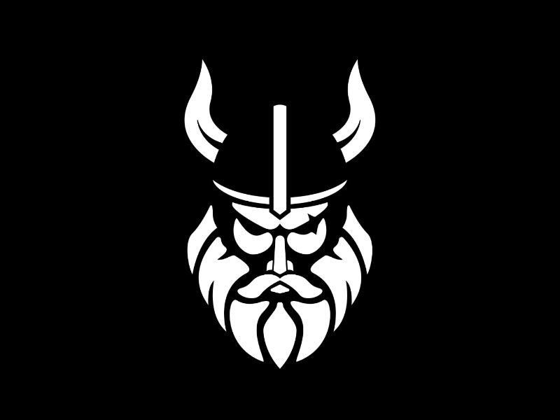 Black Viking Broadcasting  logo