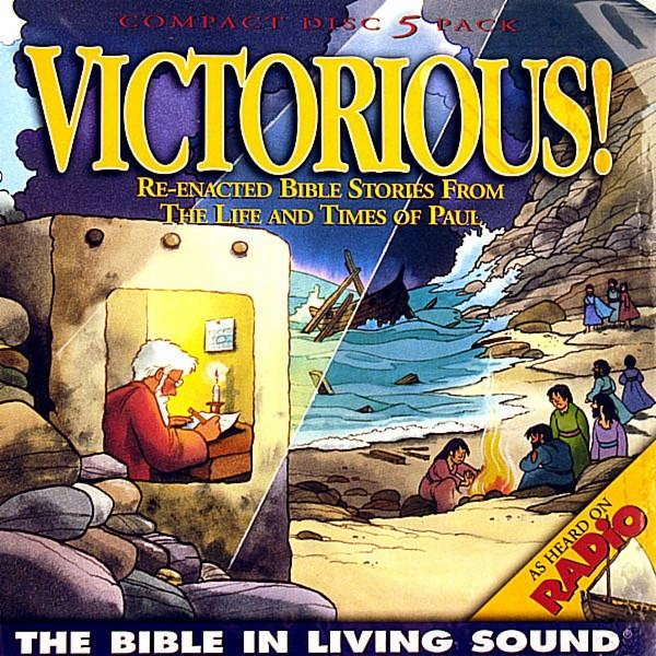 Art for At Ephesus and Macedonia by The Bible in Living Sound