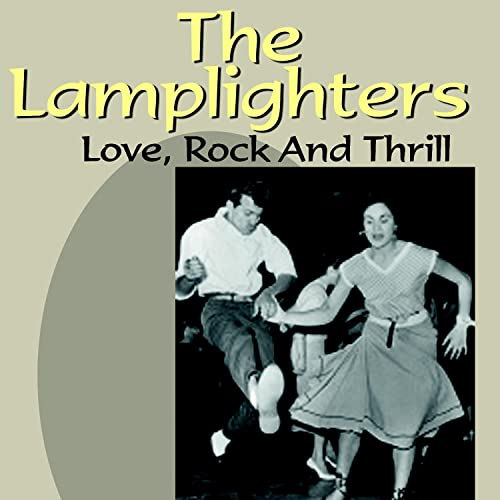 Art for Used To Cry Mercy Mercy ('54) by Lamplighters