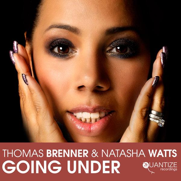 Art for Going Under (DJ Spen & Reelsoul Remix) by Thomas Brenner, Natasha Watts, DJ Spen, Reelsoul