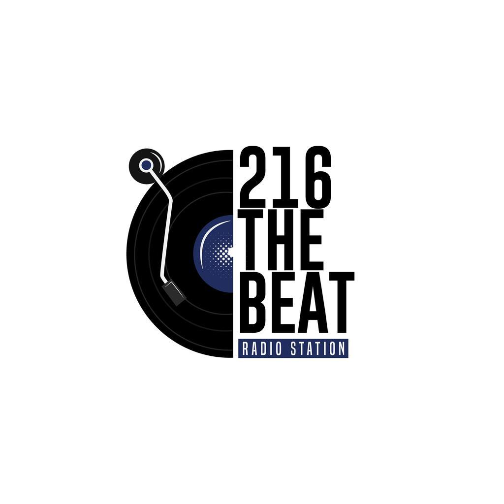 216 The Beat logo