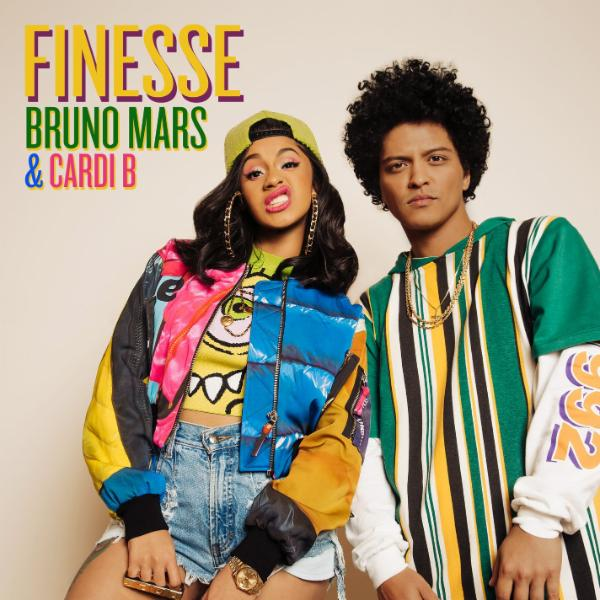 Art for Finesse (Remix) [feat. Cardi B] by Bruno Mars