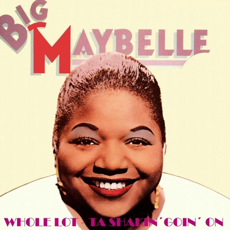 Art for Maybelle's Blues by Big Maybelle
