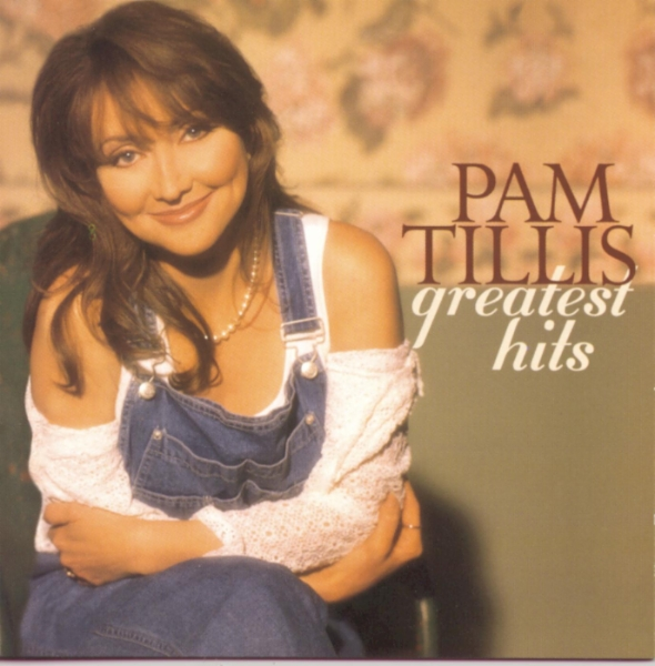Art for Maybe It Was Memphis by Pam Tillis
