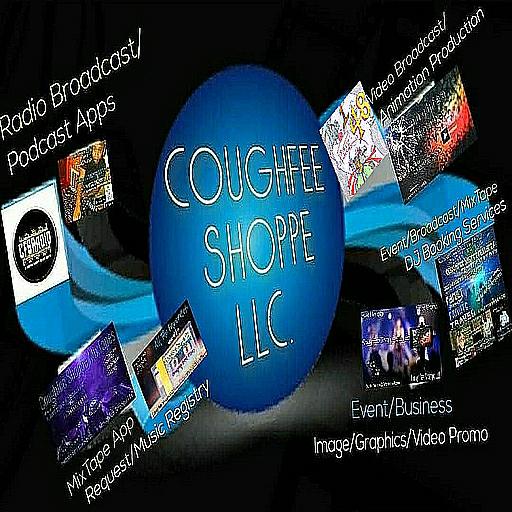 Coughfee Shoppe Radio  logo