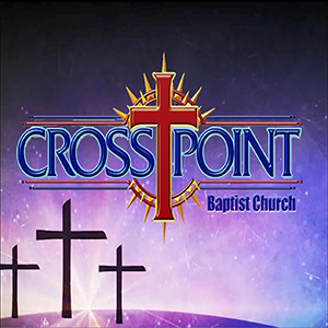 The Cross Point Connection logo