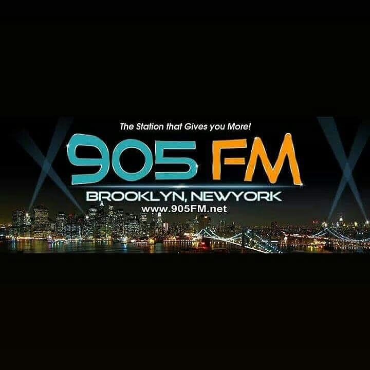 905fm Brooklyn logo