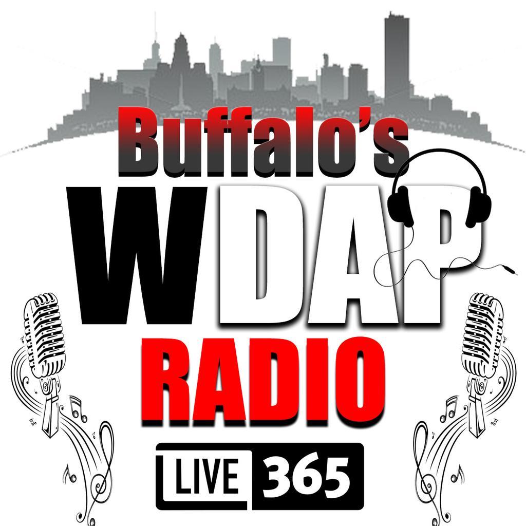 Buffalo WDAP Radio logo