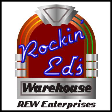 Rockin' Ed's Warehouse logo