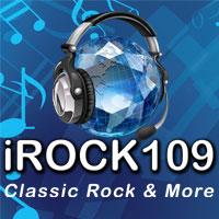 iROCK109 logo