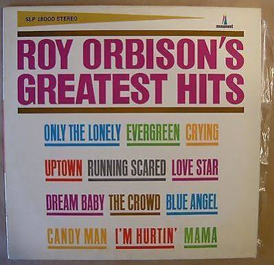 Art for Dream Baby by Roy Orbison