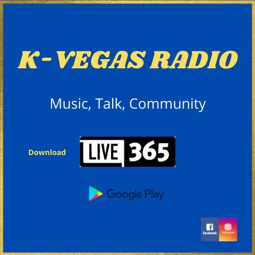 K-Vegas Radio logo