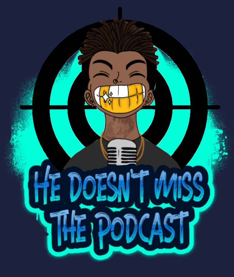 He Doesn't Miss The Podcast  logo