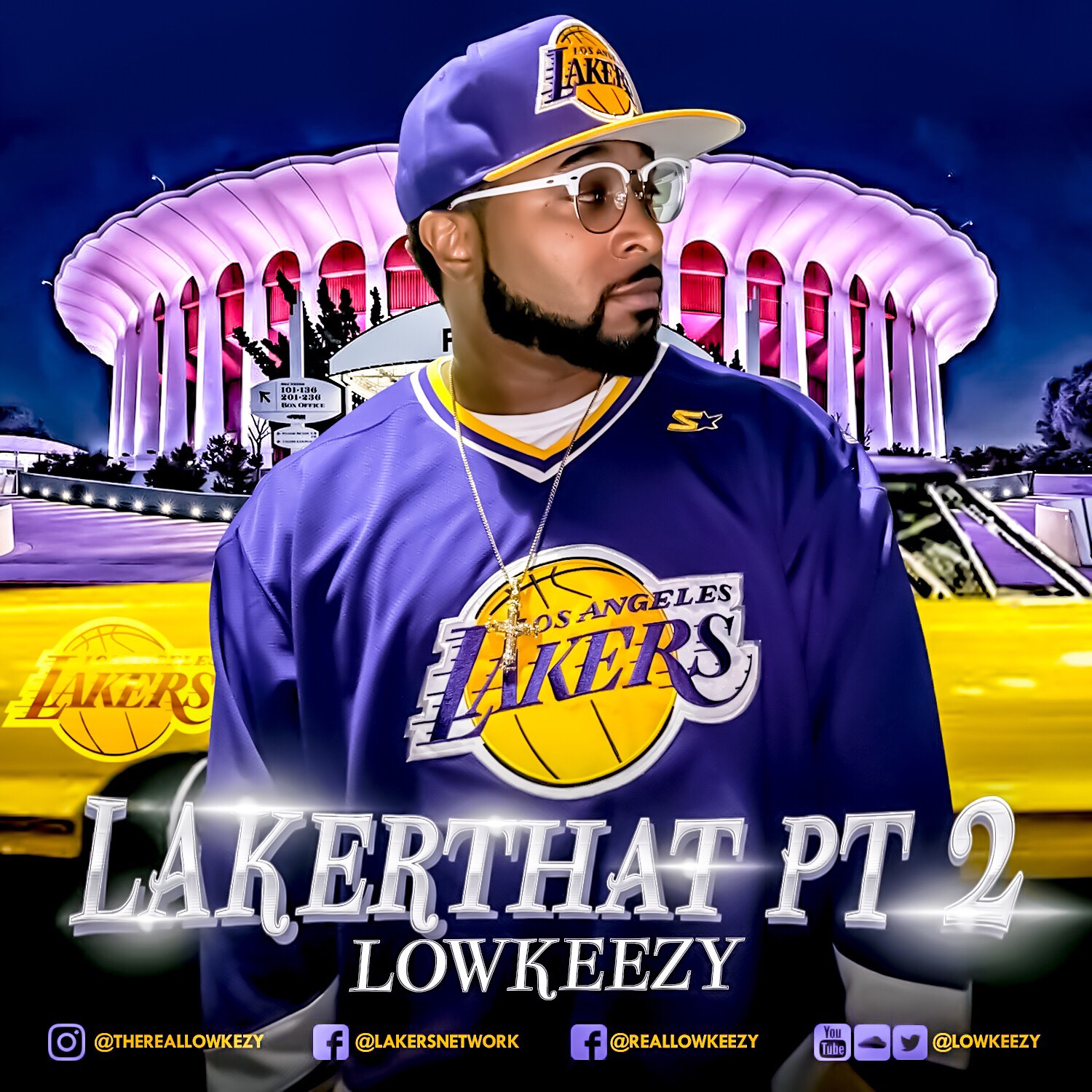 Art for Laker That part 2  by Lowkeezy
