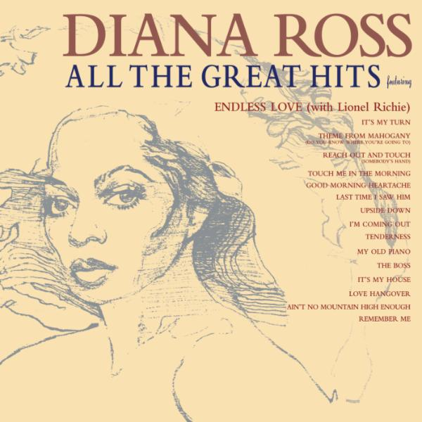 Art for Ain't No Mountain High Enough by Diana Ross