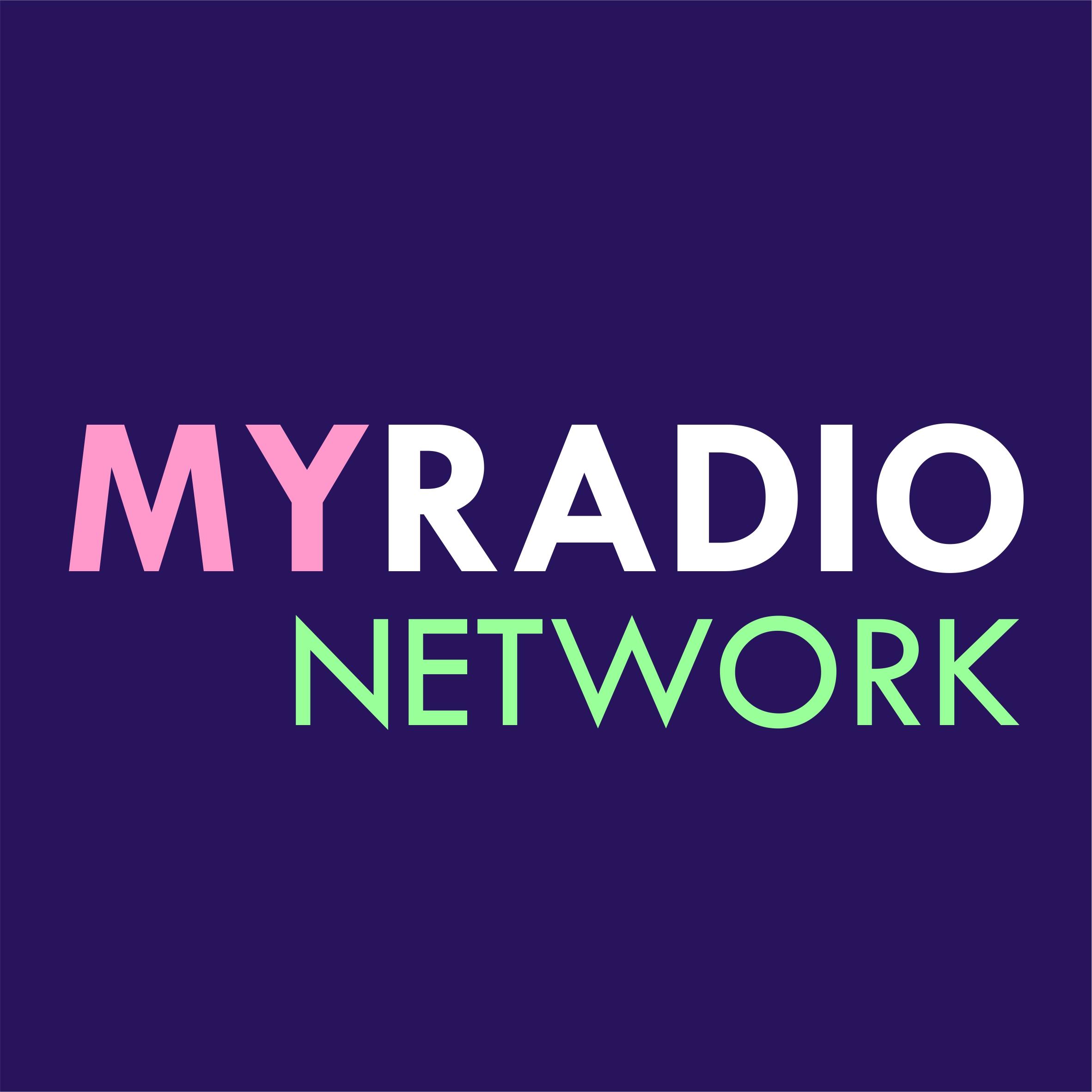 Art for advertising advert myradio network by myRadio Network
