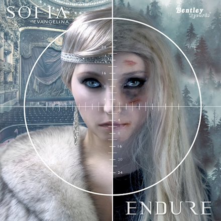 Art for Endure by Sofia Evangelina