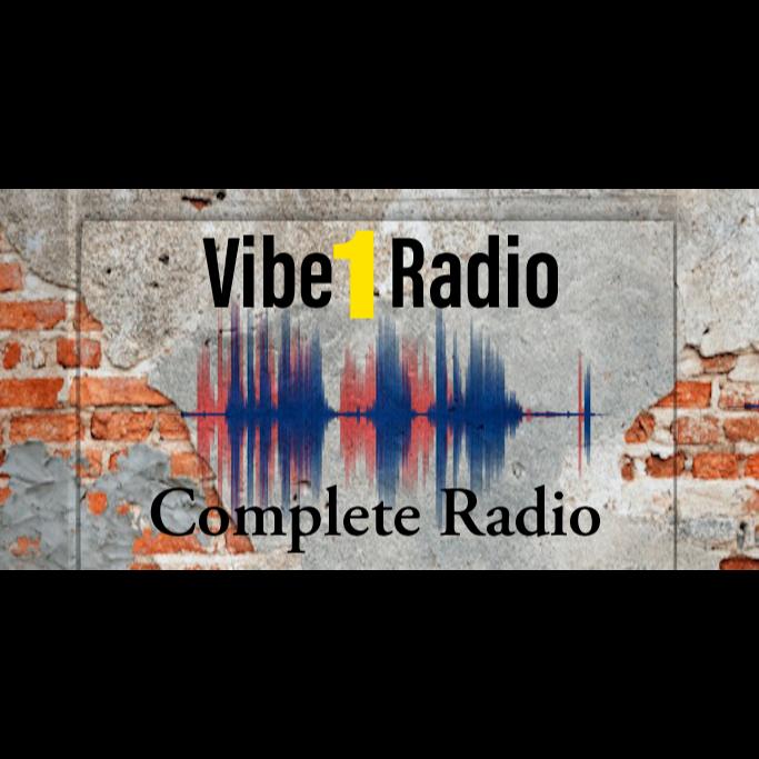 Vibe1Radio logo