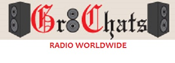 GR8CHATSRADIO logo