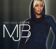 Art for Just Fine by Mary J. Blige