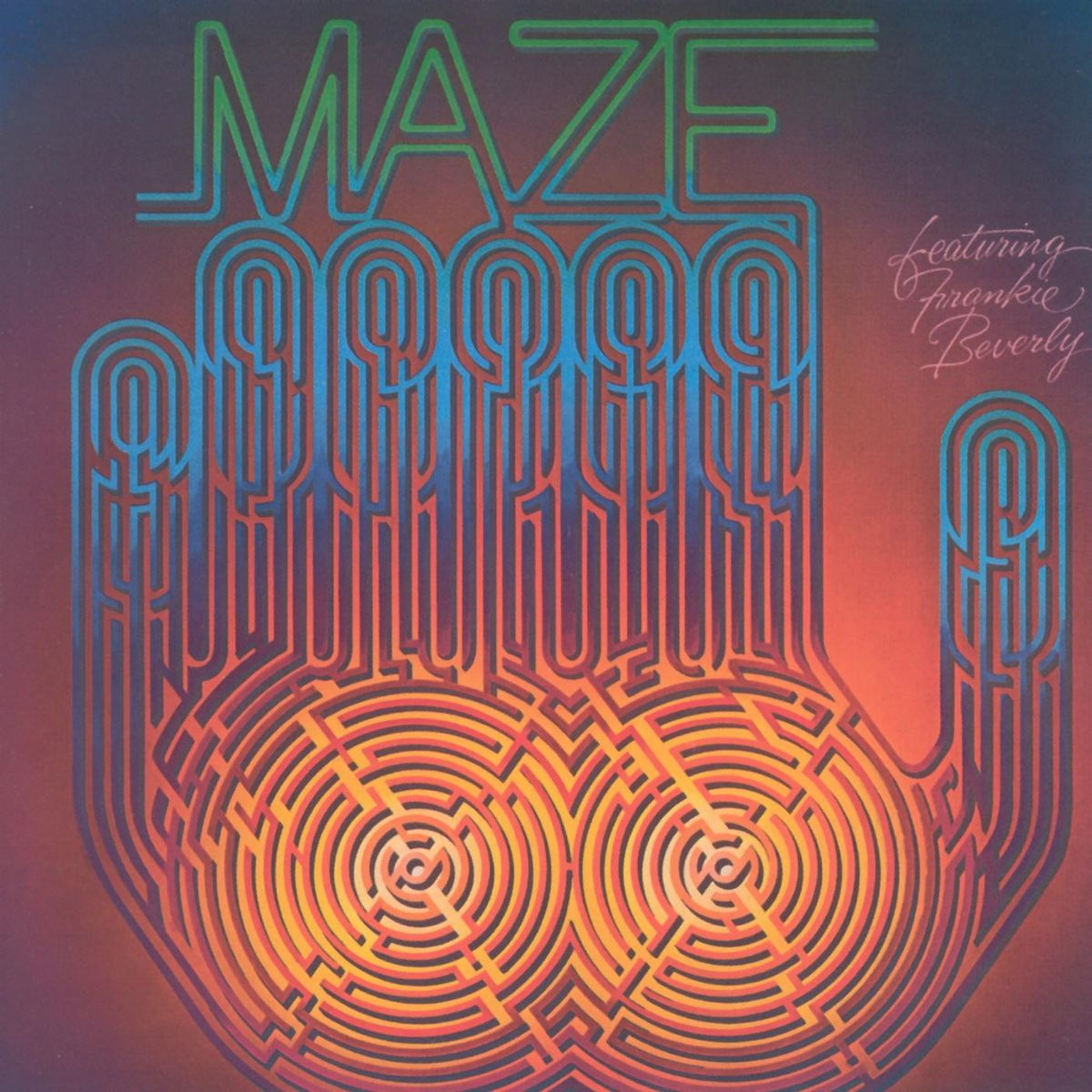 Art for Happy Feelings (Clean) by Maze & Frankie Beverly