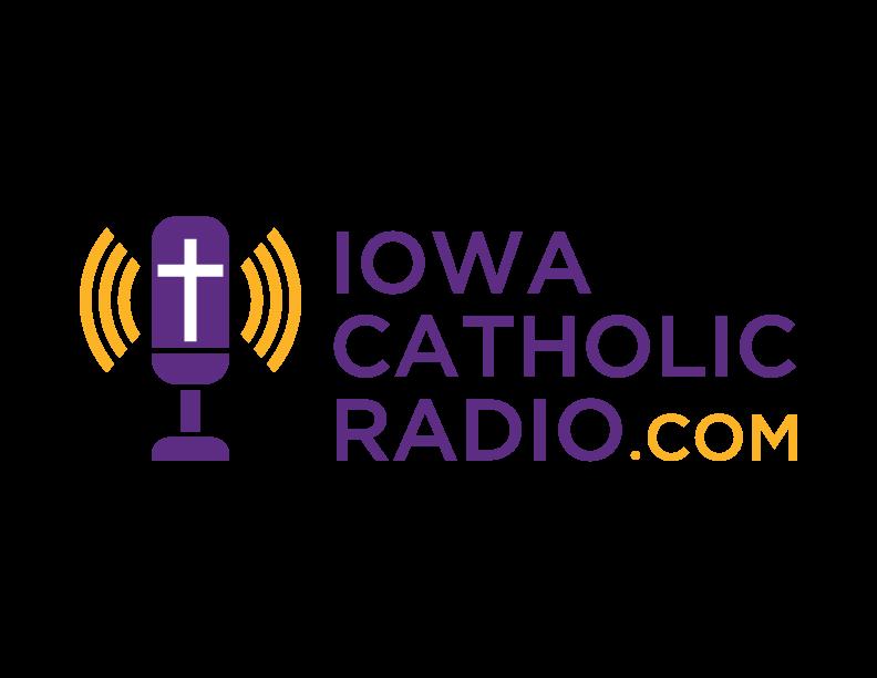 Iowa Catholic Radio Sacred Music logo