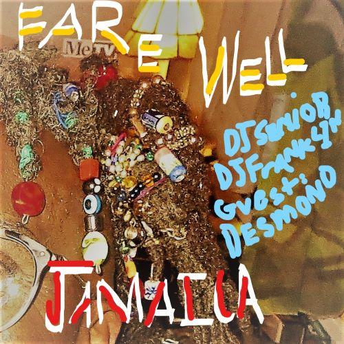 Art for Fare Well Jamaica - Jamaican American Anthem by Jamaican Space Captain Desmond w/ DJ Senior & DJ Franklin