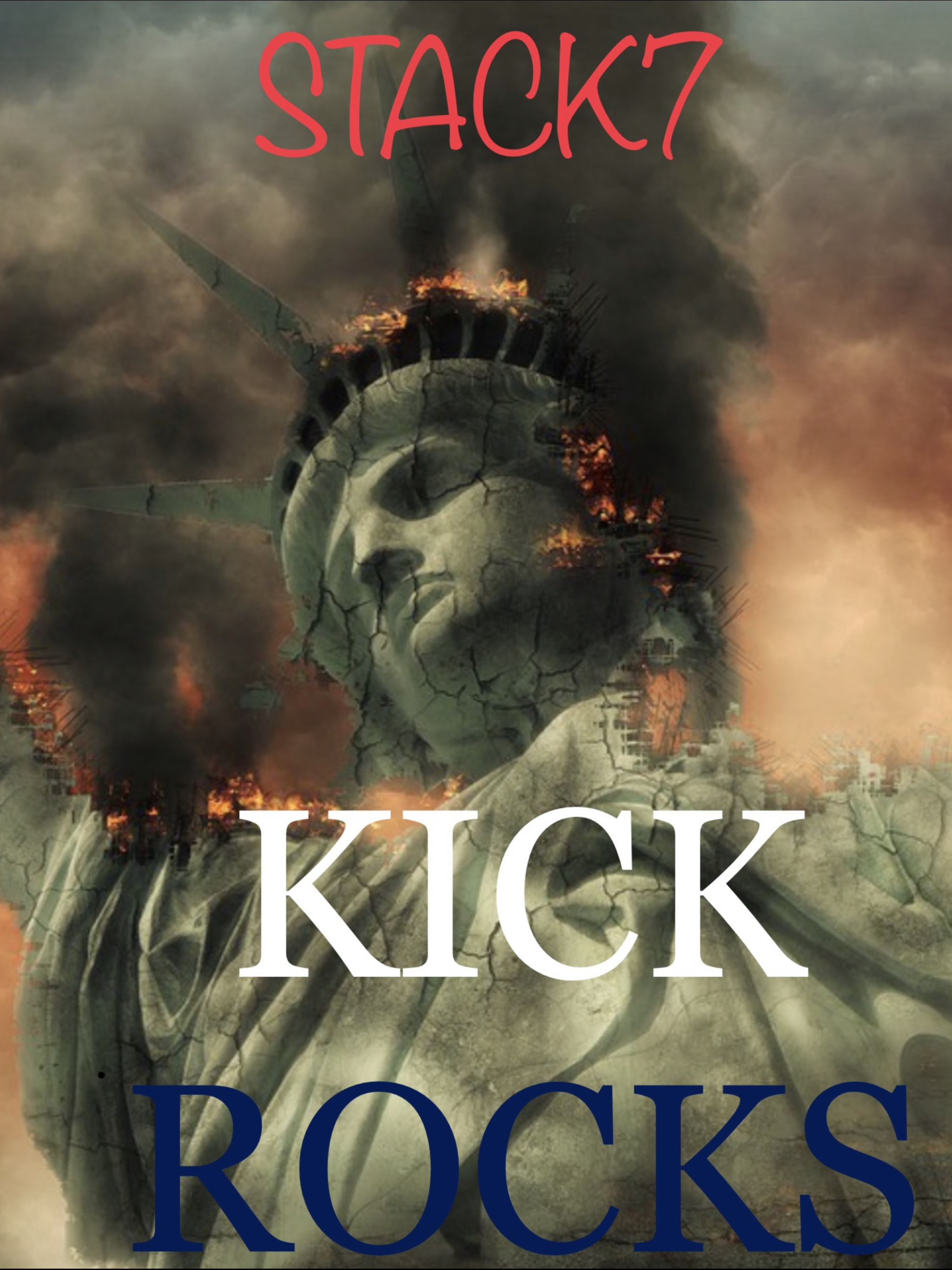Art for Kick Rocks by STACK 7