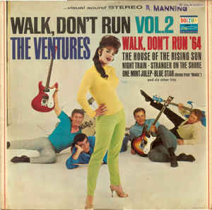 Art for The Creeper by The Ventures