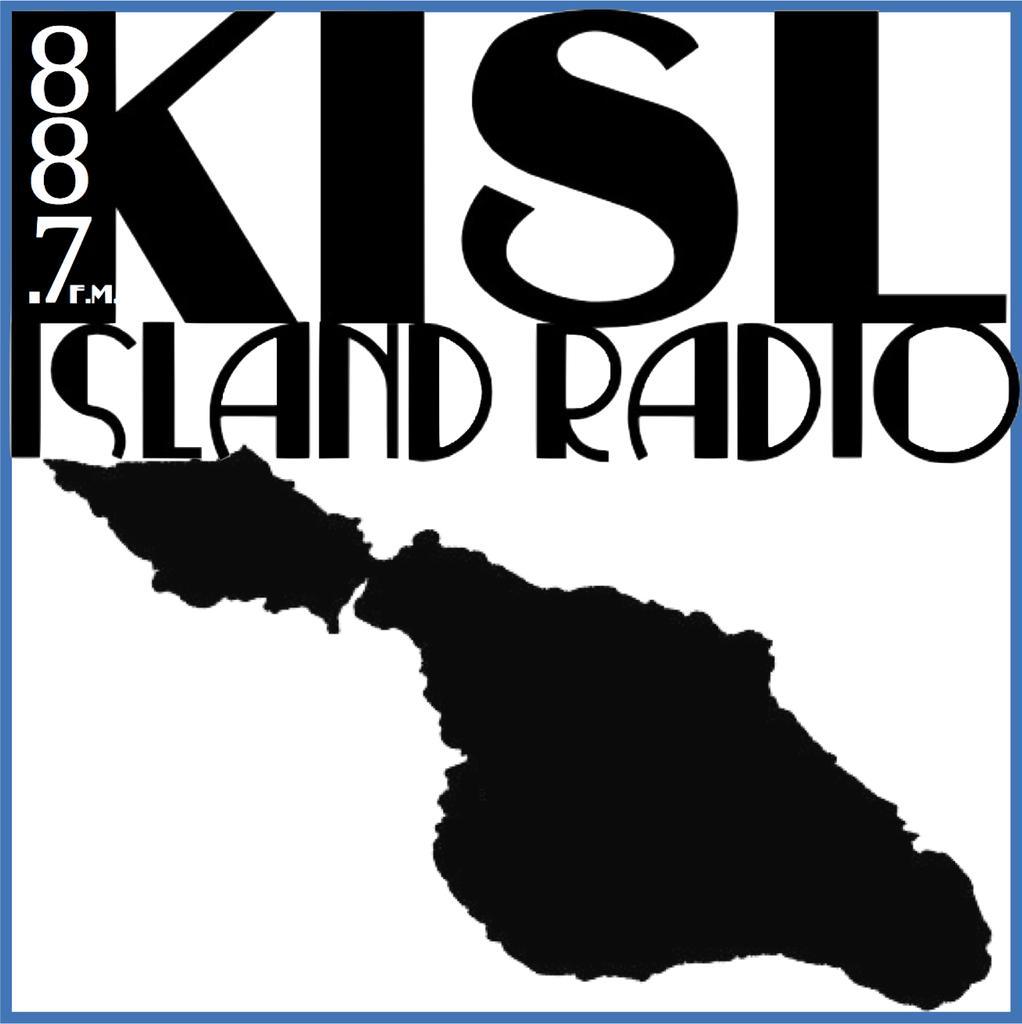 KISL 88.7 FM logo