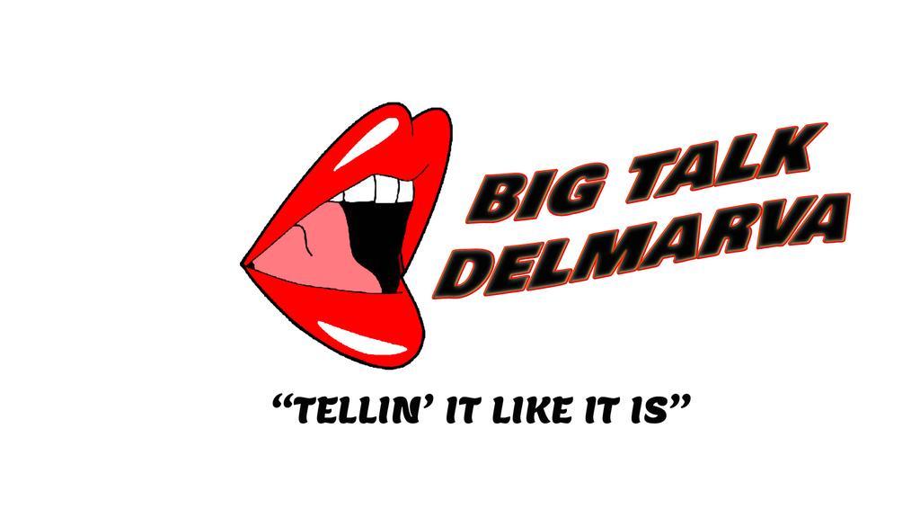 Big Talk Delmarva logo