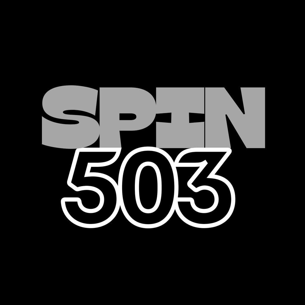 SPIN 503 logo