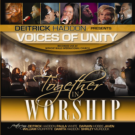 Art for Awesome God by Deitrick Haddon Presents Voices of Unity