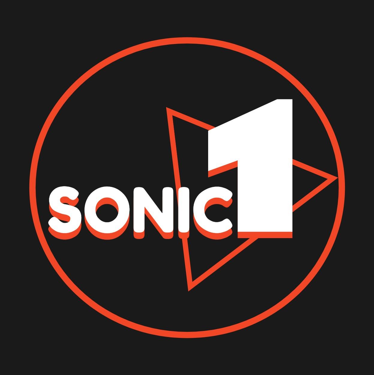 Sonic 1 (Los Angeles) logo