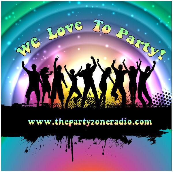 The Party Zone Radio logo
