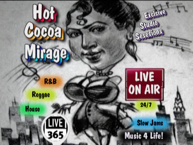 Hot Cocoa Mirage logo