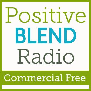 Positive Blend Radio logo