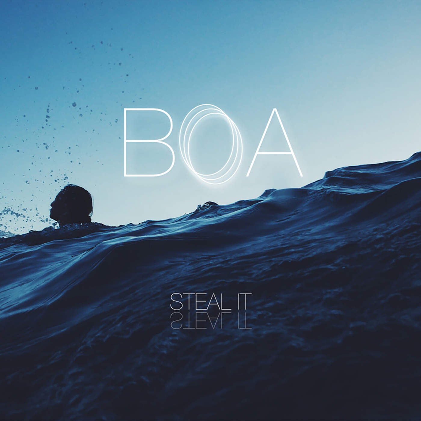 Art for Steal It by BOA