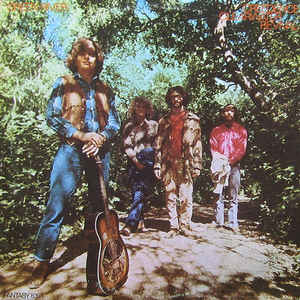 Art for GREEN RIVER by CREADENCE CLEARWATER REVIVAL