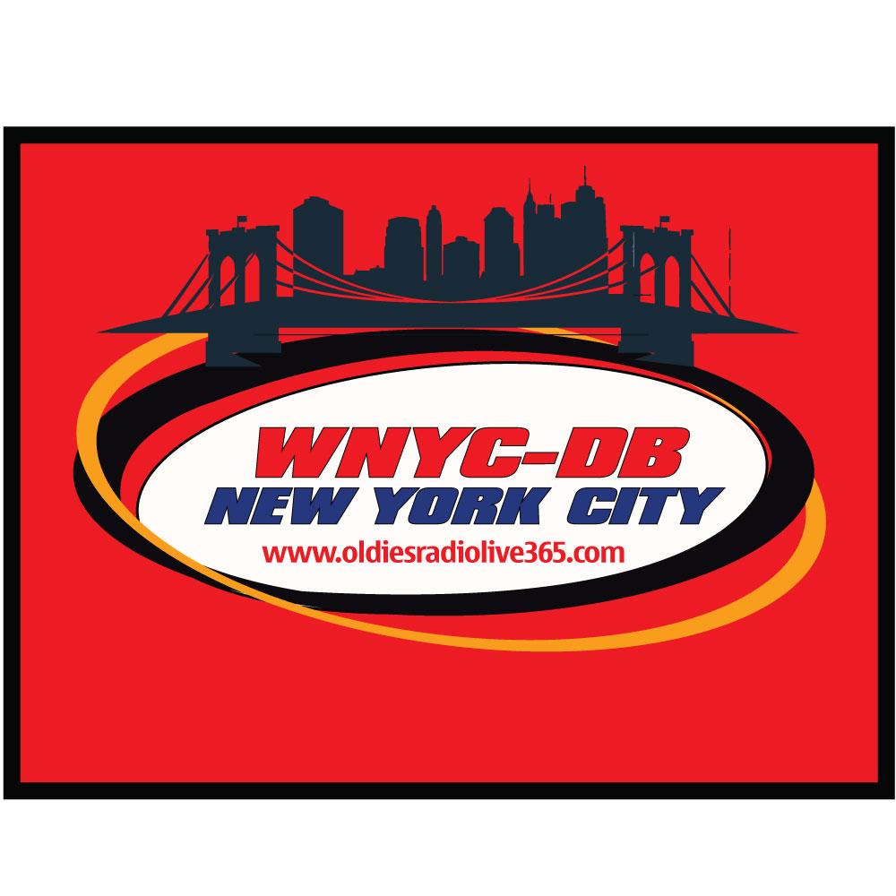 WNYC-DB OLDIES RADIO LIVE 365 logo