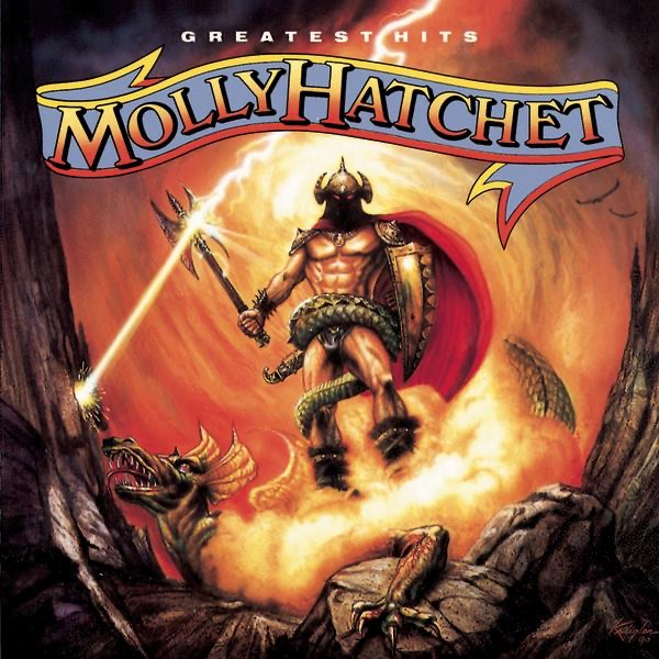 Art for Boogie No More by Molly Hatchet