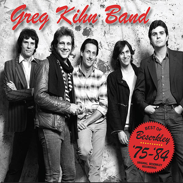 Art for The Break Up Song by Greg Kihn Band