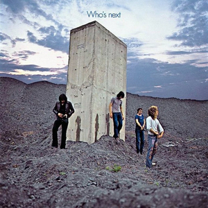 Art for Won't Get Fooled Again by The Who