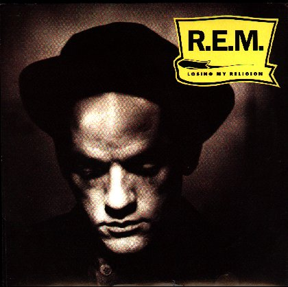 Art for Losing My Religion by REM
