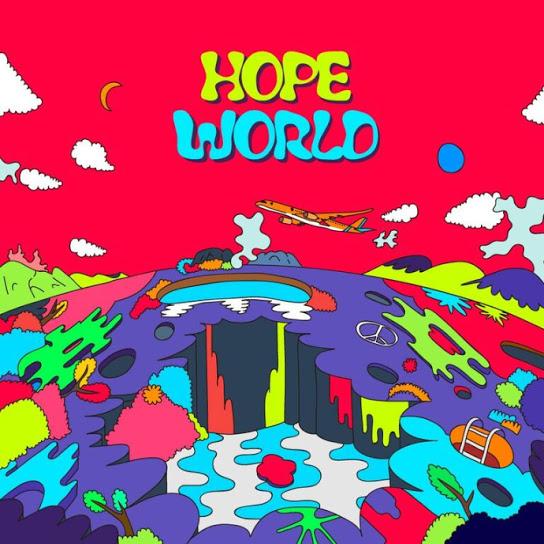 Art for 항상 by j-hope