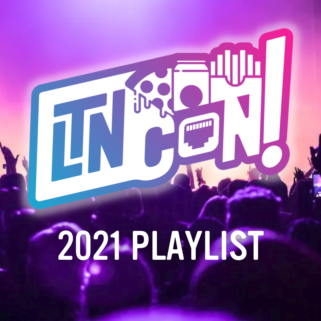 Art for LTNcon! 2021 by LTNcon! 2021
