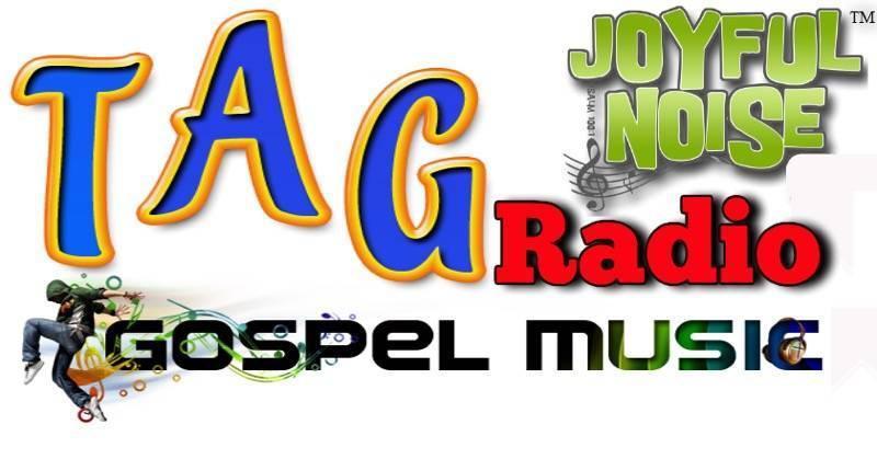 TAG Radio {Truly Anointed Gospel} logo