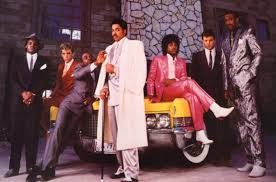 Art for Oak Tree  (1985) by Morris Day & The Time